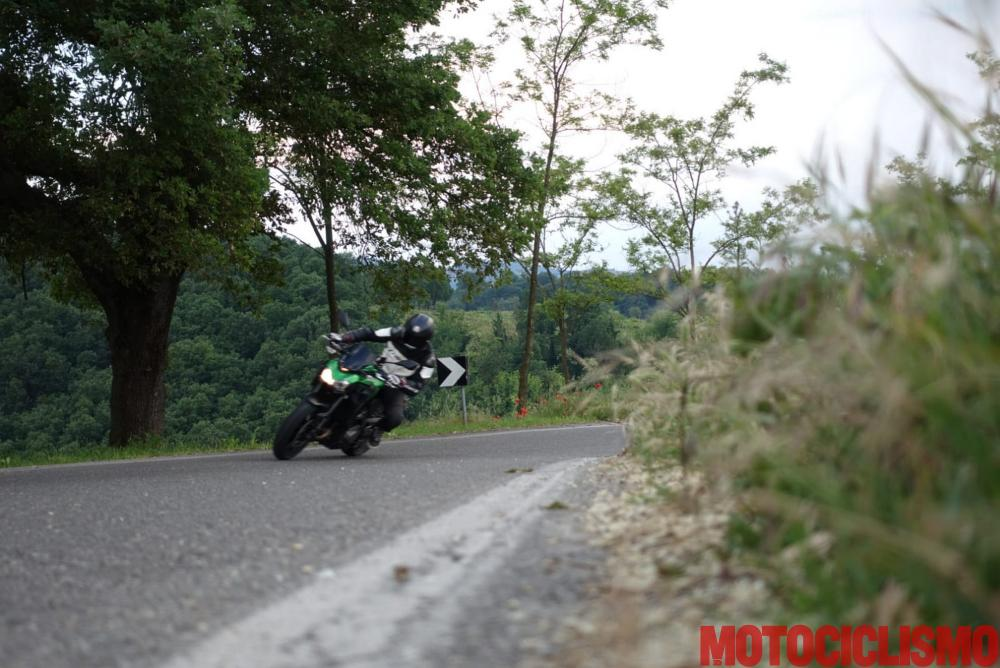 Comparativa Naked Medie 2018: Kawasaki Z900