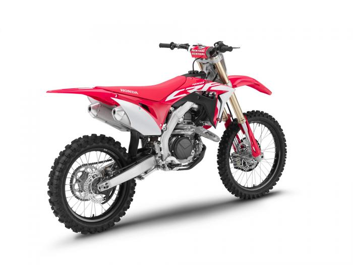 Honda CRF450R 2019
