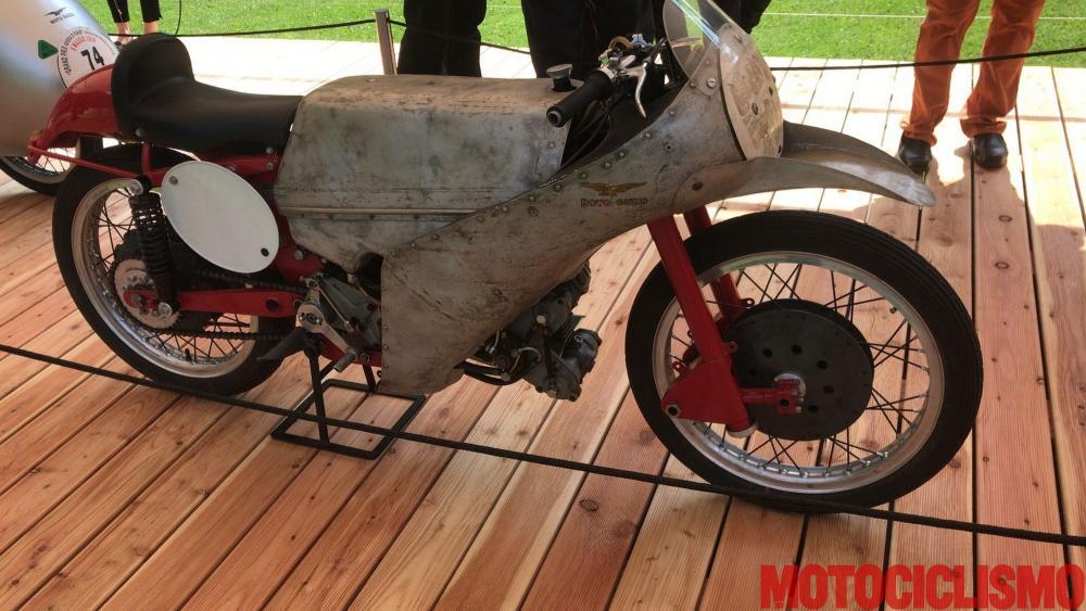 Moto Guzi Bialbero 1953