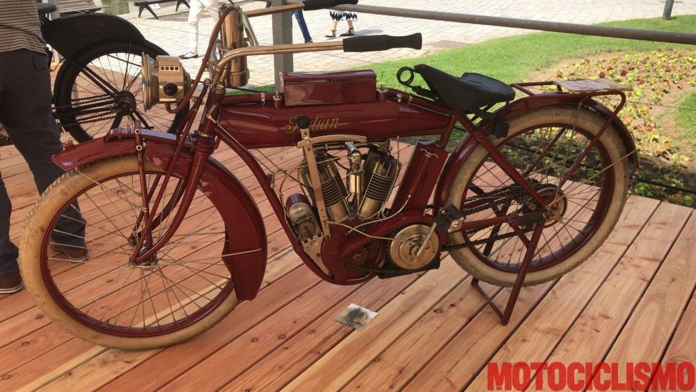 Indian 7 HP Regular Modelo 1912