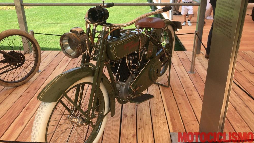 Harley-Davidson Model F 1917
