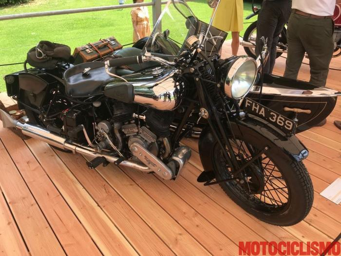 Brough Superior SS80 1939