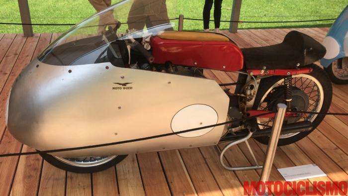 Moto Guzzi Monoalbero 1956
