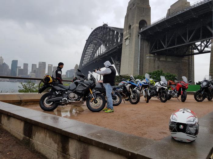 Comparativa Maxienduro 2018, Australia: Sidney