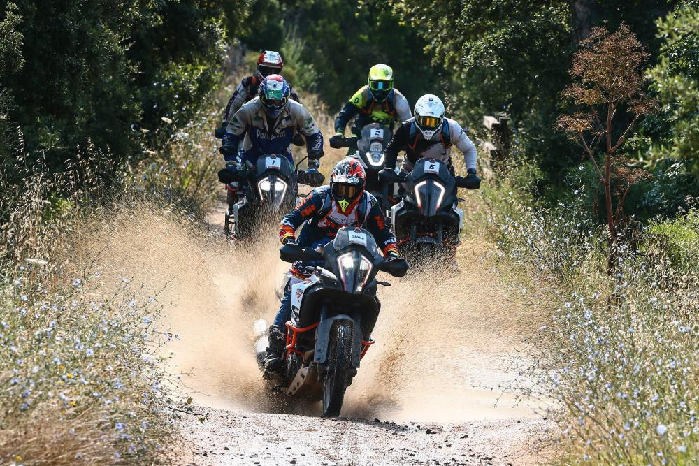European Adventure Rally KTM