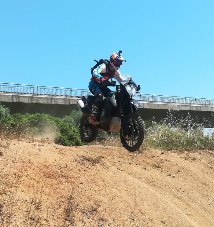 KTM 790 Adventure