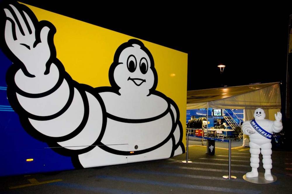 Bibendum, l'Omino Michelin
