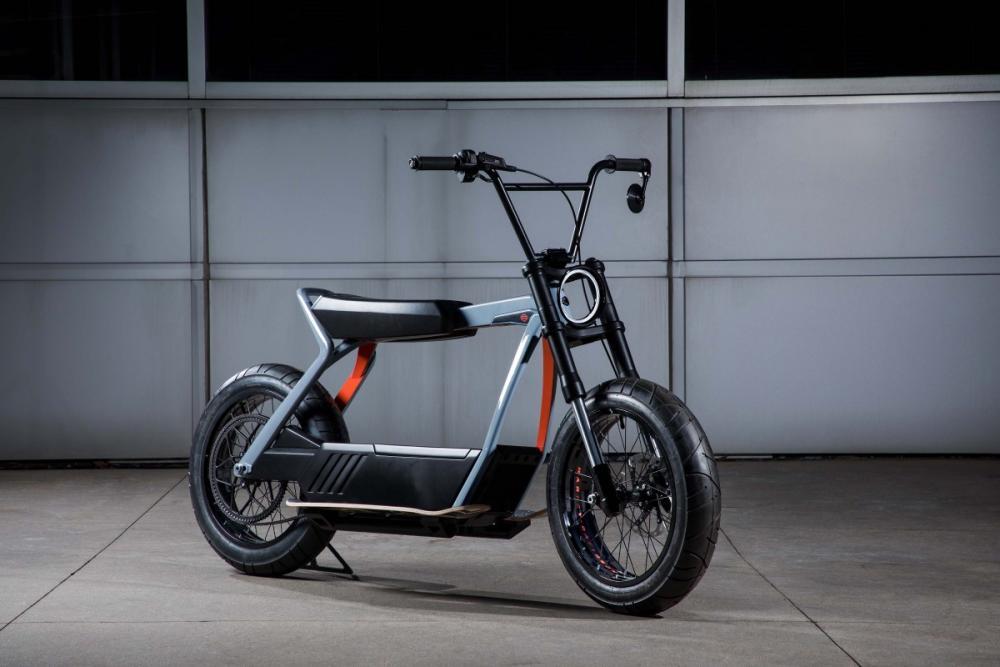 Harley Davidson Guarda Al Futuro Arrivano Scooter E Bici Elettrica