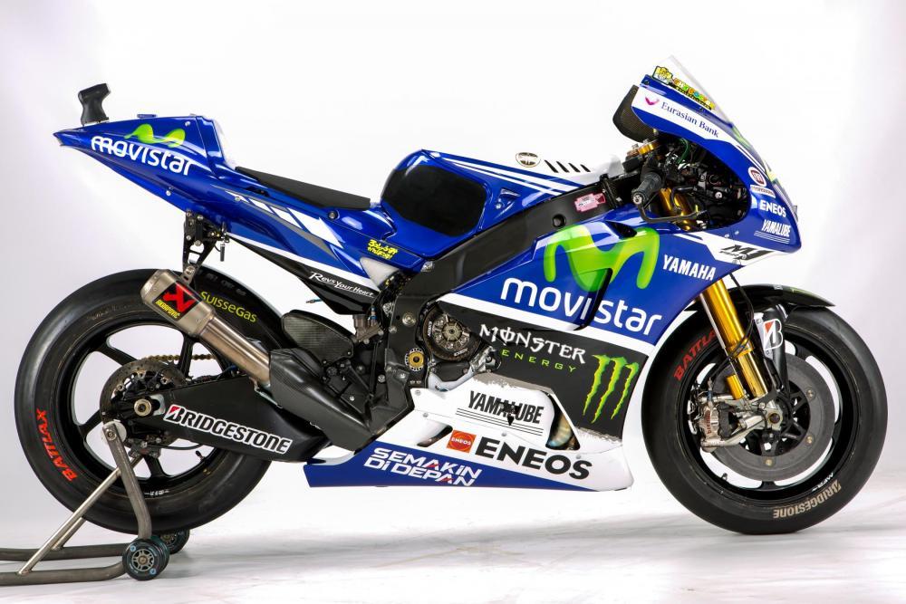 Yamaha YZF-M1 2014