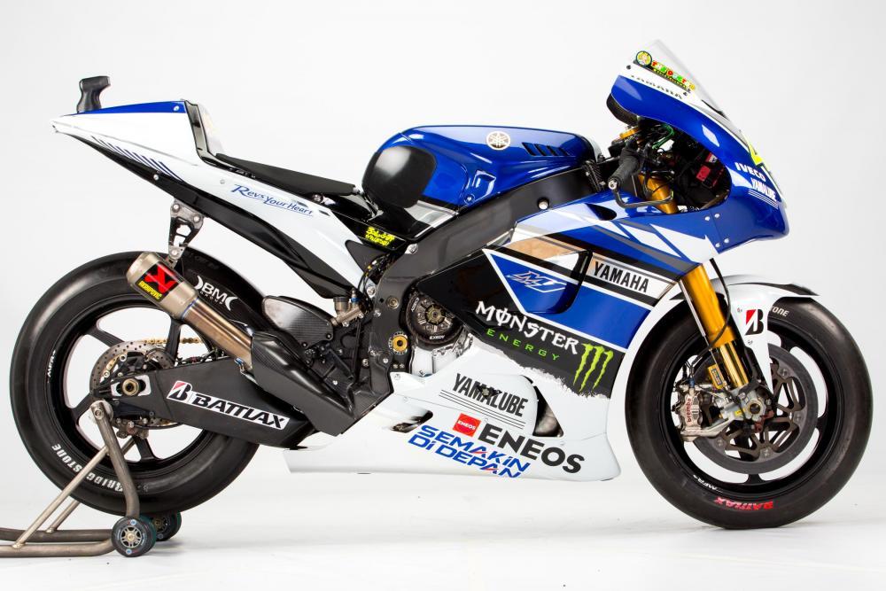 Yamaha YZF-M1 2013