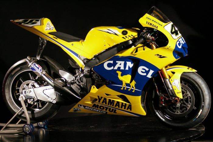 Yamaha YZF-M1 2006