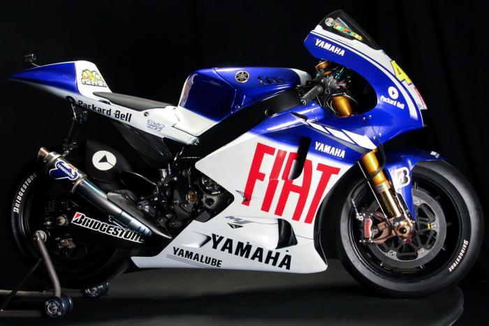 Yamaha YZF-M1 2009