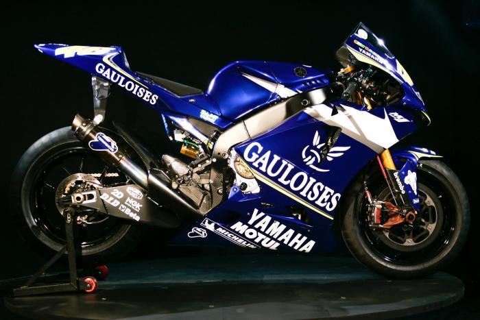 Yamaha YZF-M1 2005