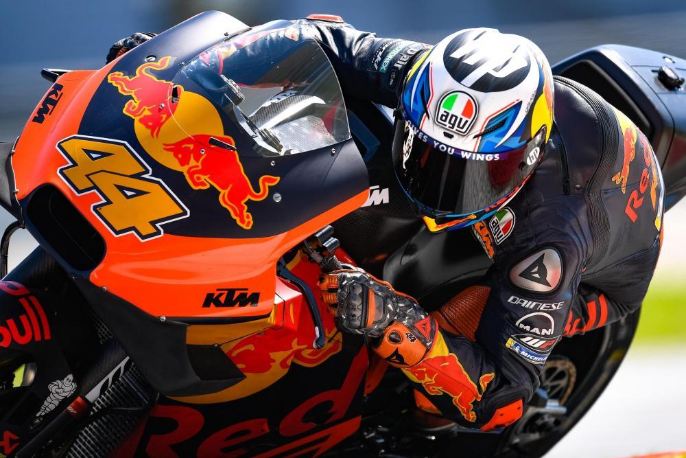 Test MotoGP 2019, Sepang: P. Espargaro