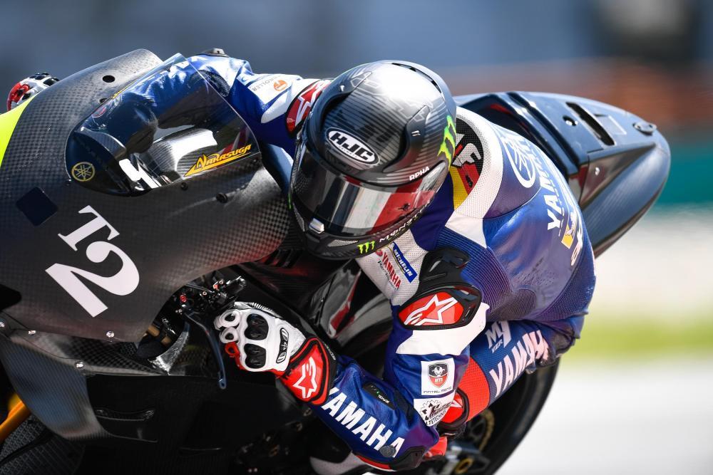 Test MotoGP 2019, Sepang: Nakasuga