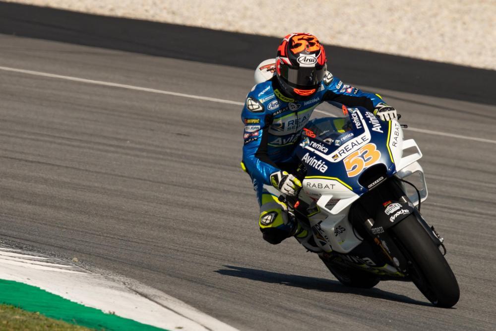Test MotoGP 2019, Sepang: Rabat
