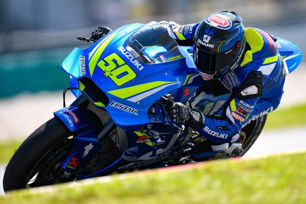 Test MotoGP 2019, Sepang: Guintoli