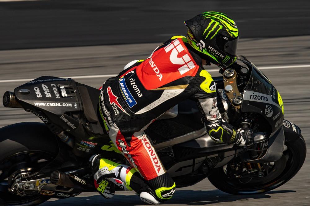 Test MotoGP 2019, Sepang: Crutchlow
