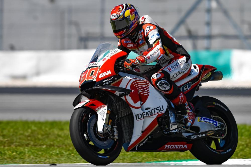 Test MotoGP 2019, Sepang: Nakagami
