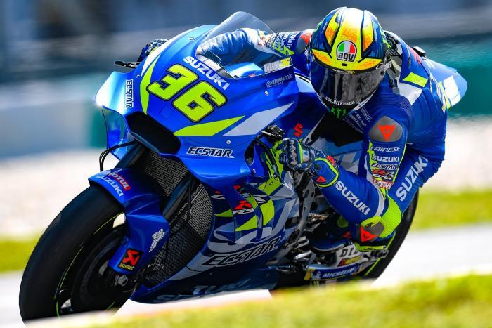 Test MotoGP 2019, Sepang: Mir