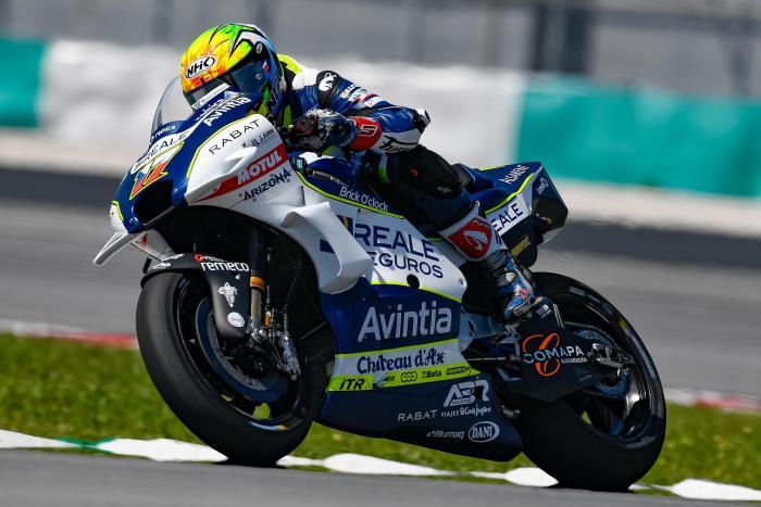 Test MotoGP 2019, Sepang: Abraham