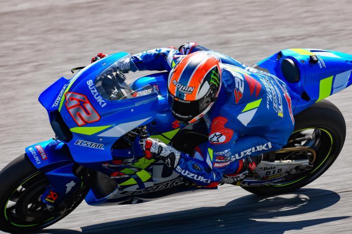 Test MotoGP 2019, Sepang: Rins