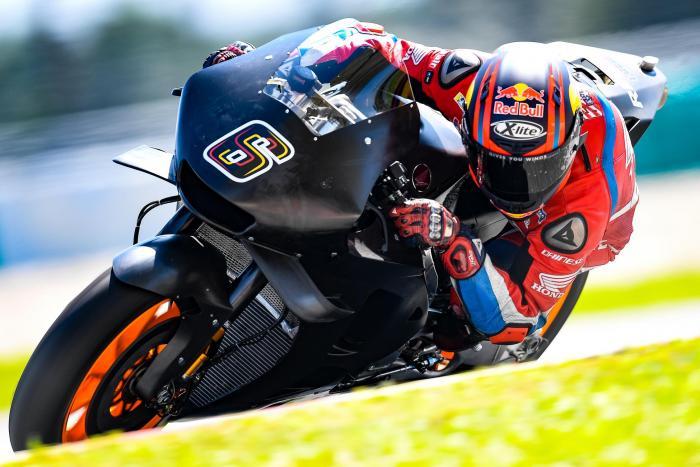 Test MotoGP 2019, Sepang: Bradl