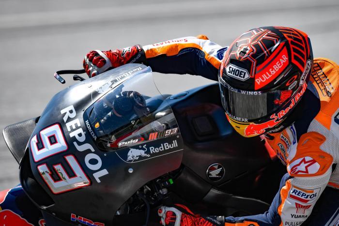 Test MotoGP 2019, Sepang: Marquez