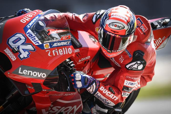 Test MotoGP 2019, Sepang: Dovizioso