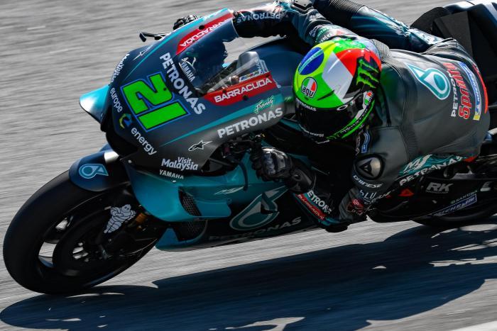 Test MotoGP 2019, Sepang: Morbidelli