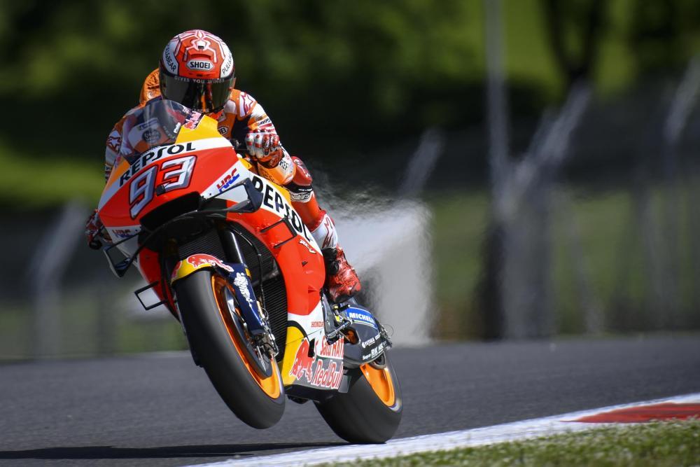 MotoGP, Rossi: Sono preoccupato, stessi problemi del 2019 con le gomme