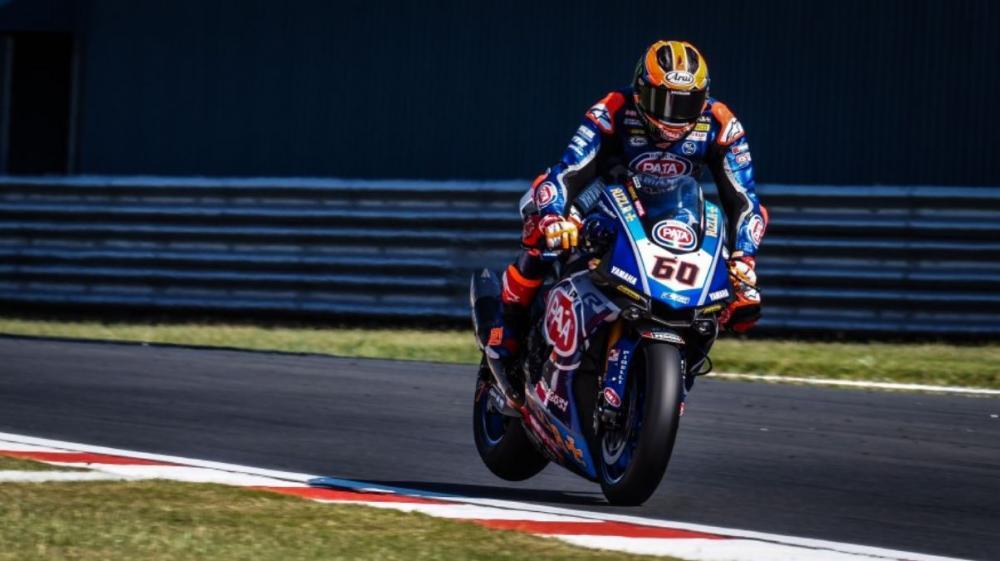 Superbike | Van der Mark e Yamaha: divorzio a fine stagione