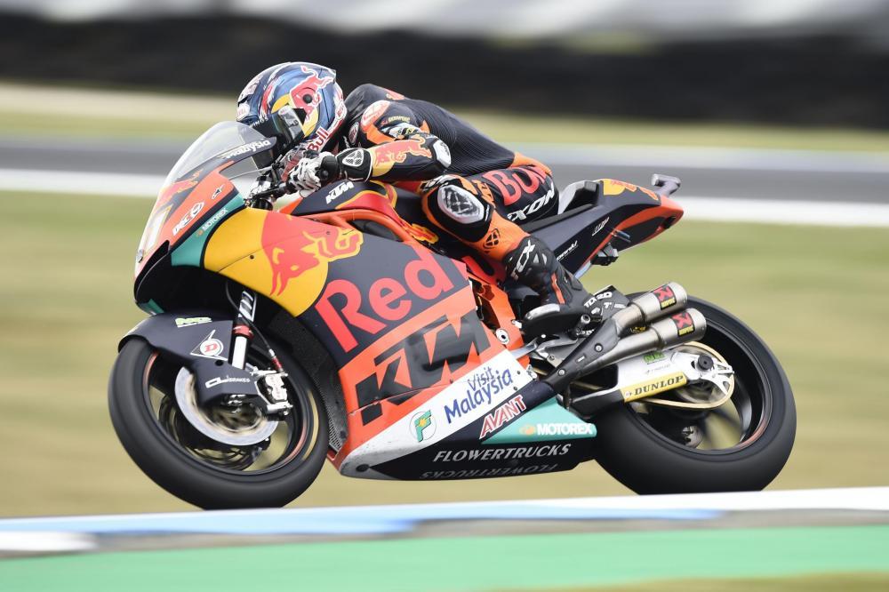 MotoGP, nel 2020 Binder con Ktm