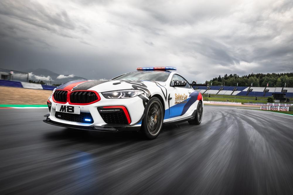 CV per la nuova Safety Car della MotoGP