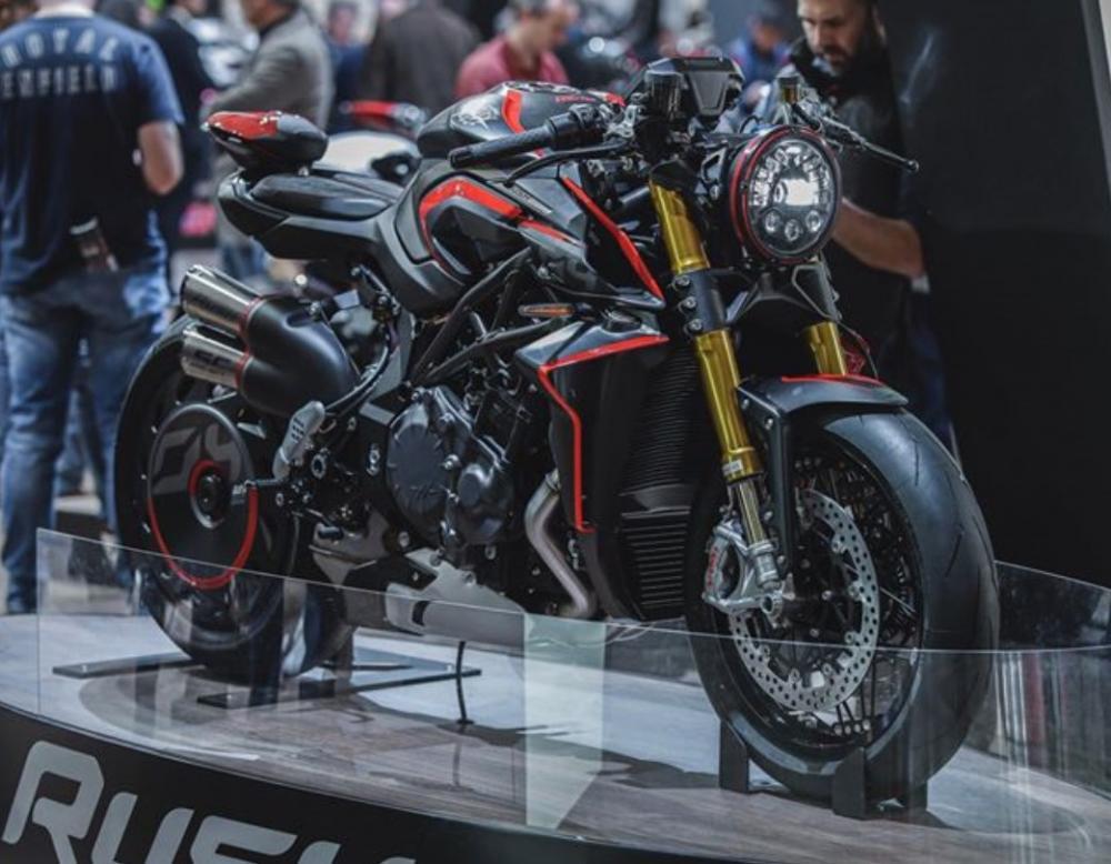 Mv Agusta Brutale >> Il prezzo della nuova MV Agusta Rush 1000 - Motociclismo