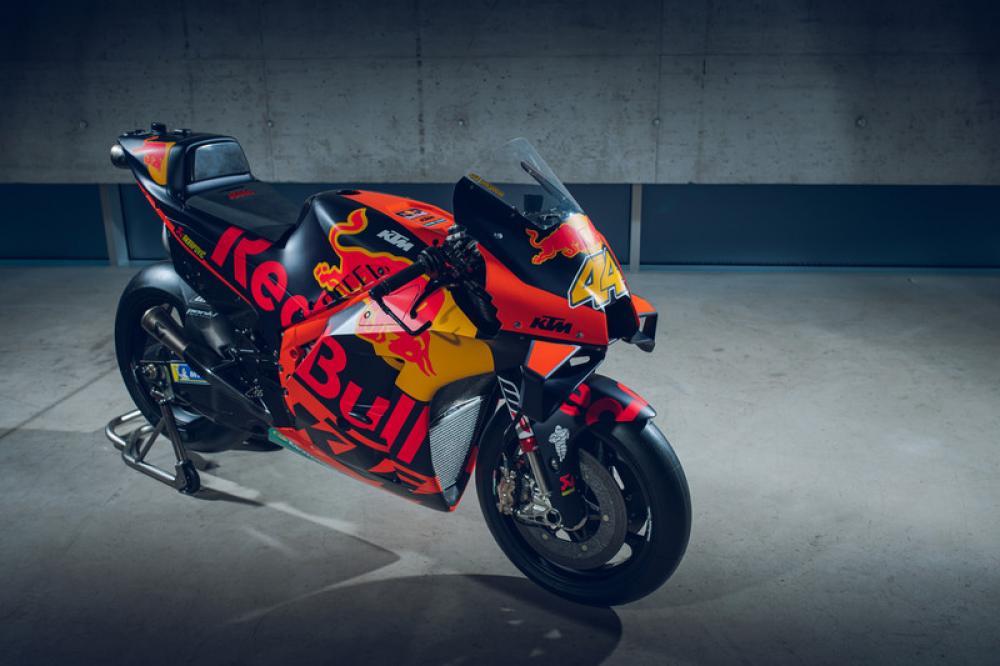 MotoGP | Presentata la KTM 2020