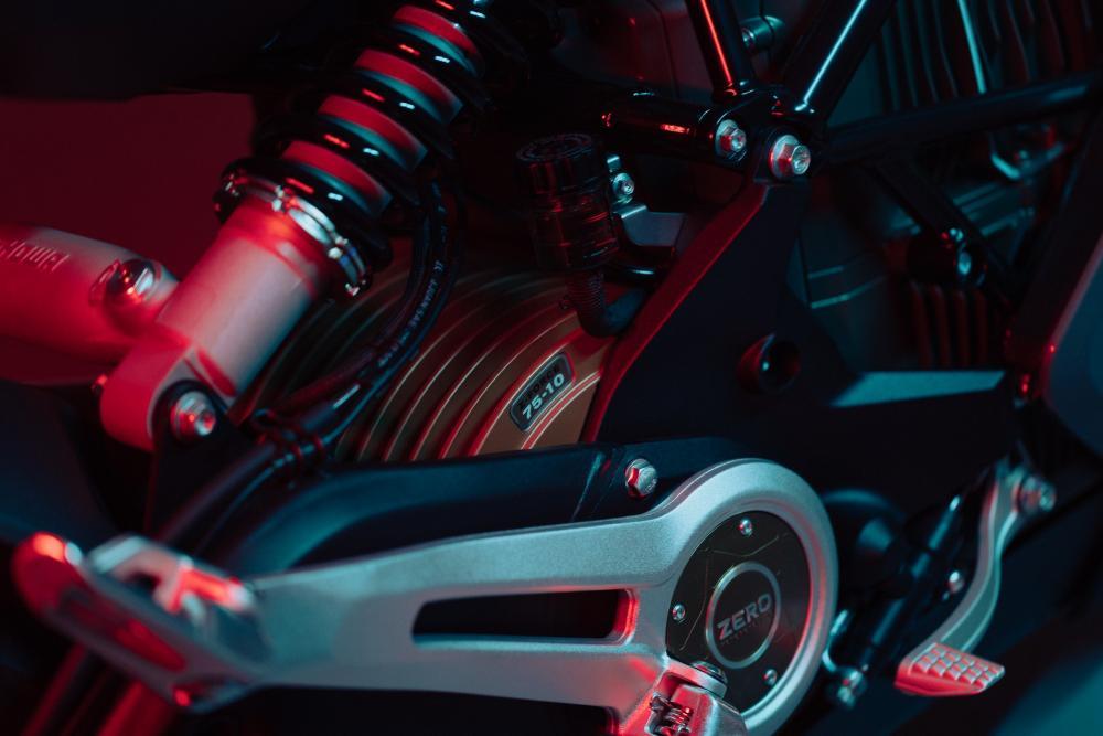 Zero SR/S, connubio tra efficienza aerodinamica e