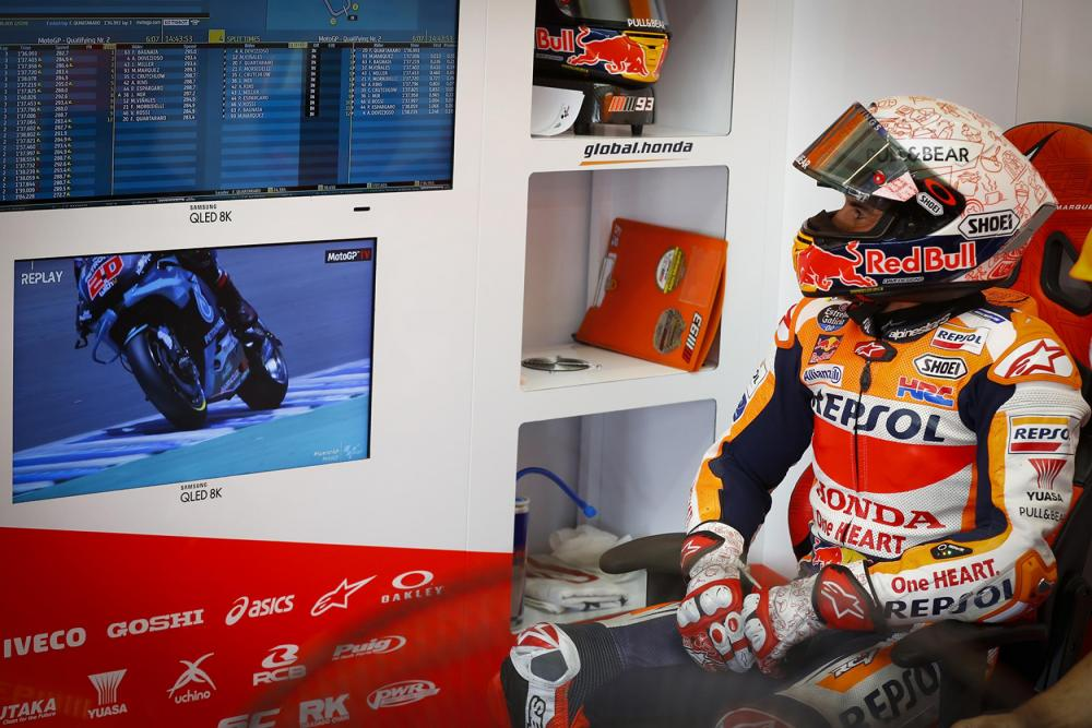 MotoGP | Gp Jerez: Marc Marquez parteciperà alle FP4