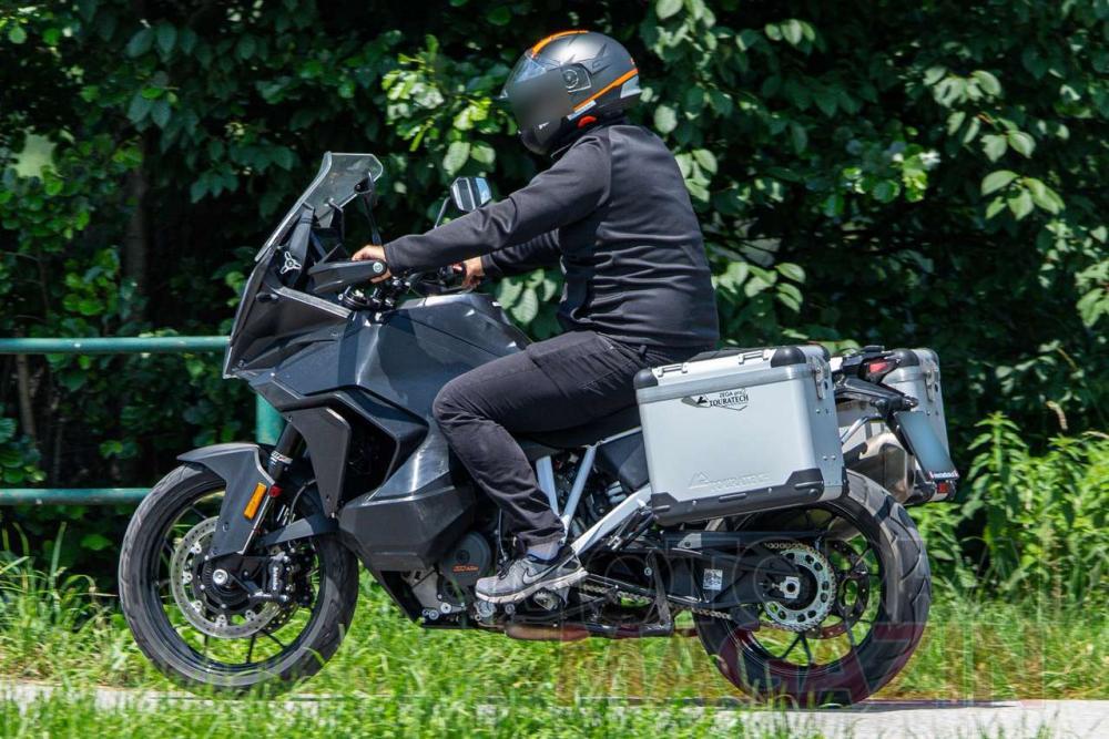 KTM 1290 Super Adventure S/R 2021