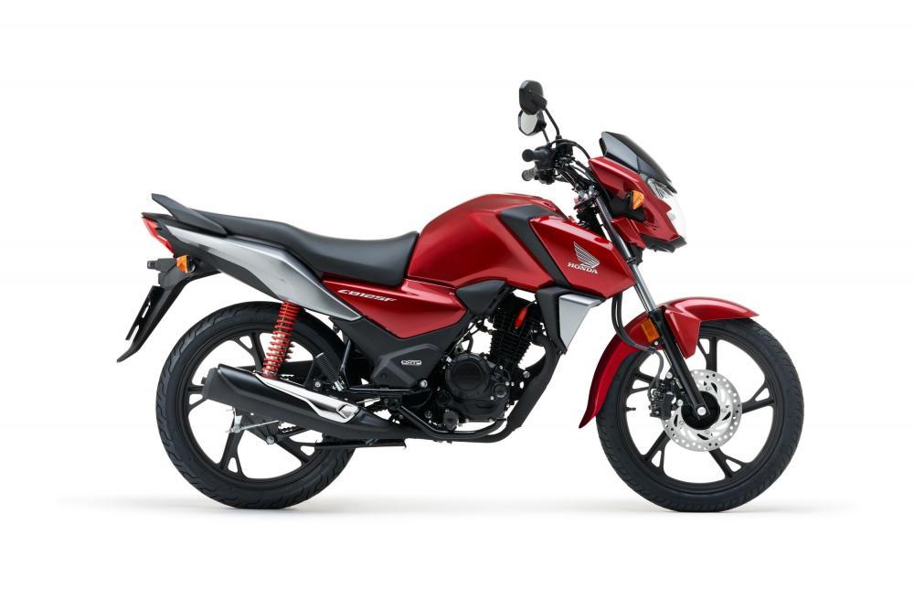 Honda CB 300 F: foto della nuova piccola moto naked