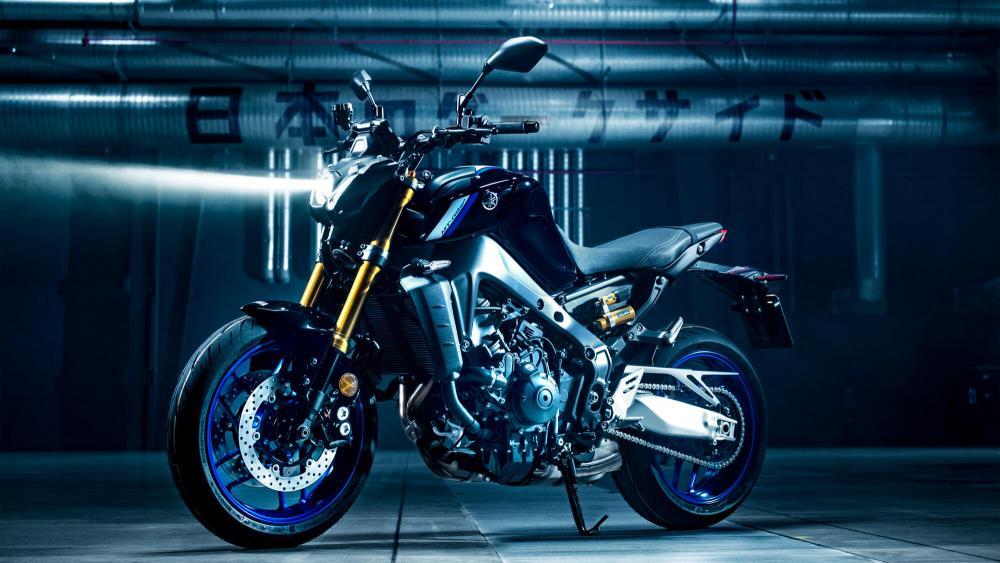 Motorrad Occasion kaufen YAMAHA MT 09 ABS Bärenfaller Moto