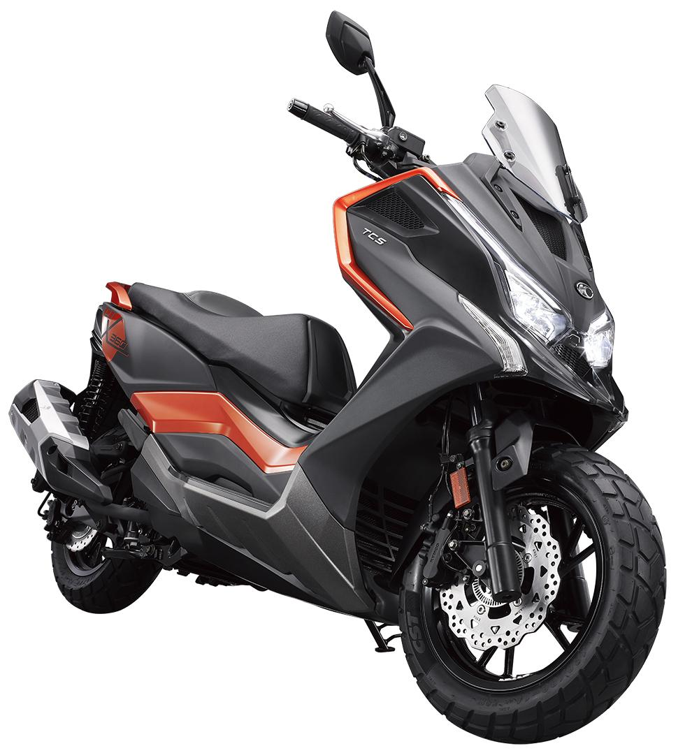 Kymco DT X360: Adventure-Scooter aus Taiwan