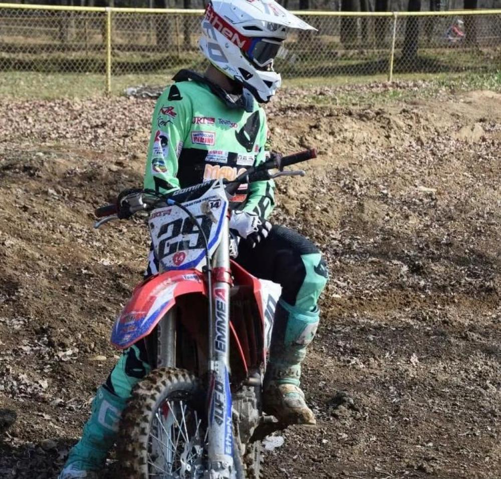 Motocross, tragedia in allenamento: muore un 17enne valtellinese - Sportmediaset
