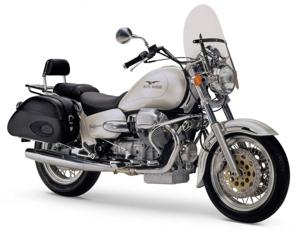 Moto Guzzi California 1100 I Pics Specs And List Of