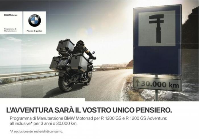 Programma manutenzione bmw r 1200 gs e adventure motociclismo - Manutenzione ordinaria casa ...