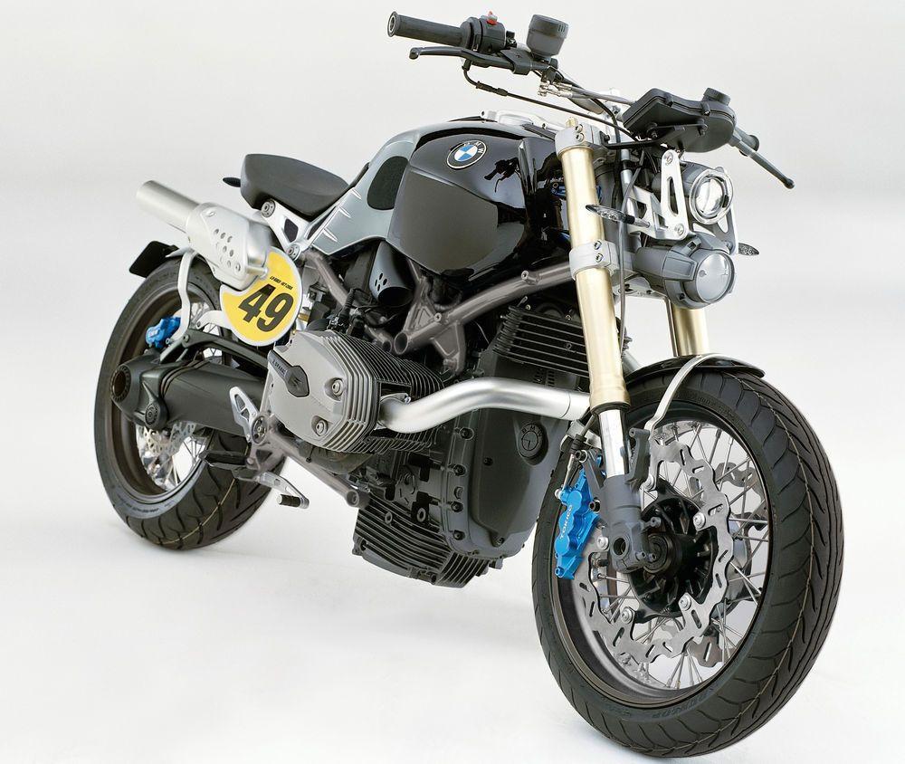 Novità BMW 2013: GS raffreddato a liquido, una nuova naked