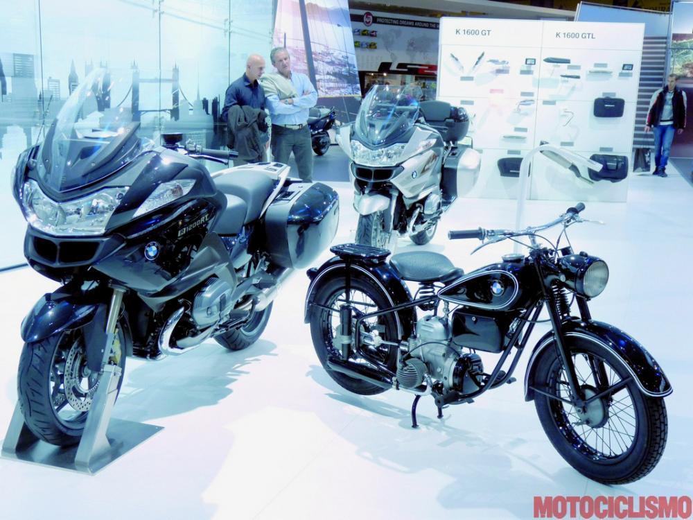 BMW bicilindrica boxer 250 cc