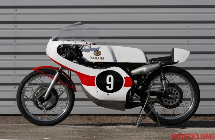 Yamaha RA31 125 GP