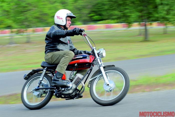 Moto Morini Corsarino Super Scrambler 50
