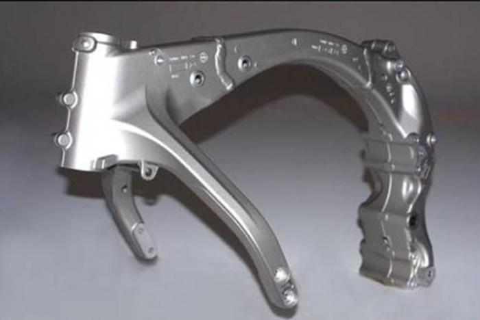 Monotrave in alluminio